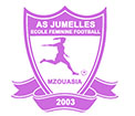 LOGO CLUB ASSOCIATION SPORTIVE JUMELLES