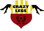 LOGO CLUB CRAZY LEGS