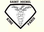 Logo Club Saint Michel Kine Paris
