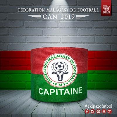 Brassard capitaine Madagascar